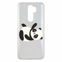 Чехол для Xiaomi Redmi Note 8 Pro Little panda