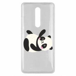 Чехол для Xiaomi Mi9T Little panda
