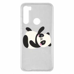 Чехол для Xiaomi Redmi Note 8 Little panda