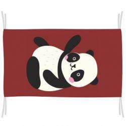 Флаг Little panda