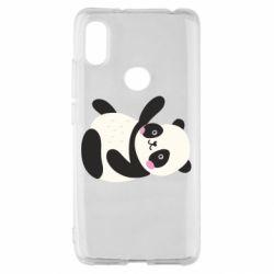 Чехол для Xiaomi Redmi S2 Little panda
