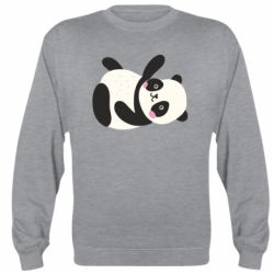 Реглан (свитшот) Little panda