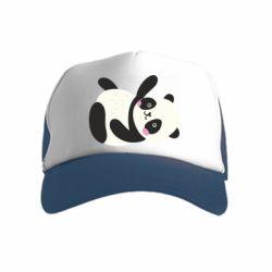 Детская кепка-тракер Little panda