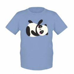 Детская футболка Little panda