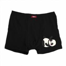 Мужские трусы Little panda