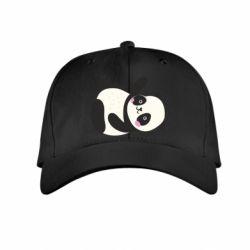 Детская кепка Little panda