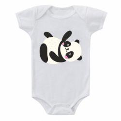 Детский бодик Little panda