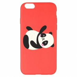 Чехол для iPhone 6 Plus/6S Plus Little panda