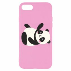 Чехол для iPhone 7 Little panda