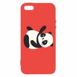 Чехол для iPhone5/5S/SE Little panda