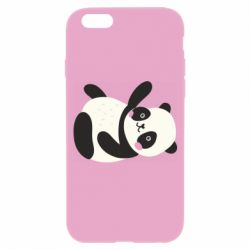 Чехол для iPhone 6/6S Little panda