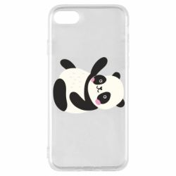 Чехол для iPhone 8 Little panda