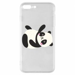 Чехол для iPhone 8 Plus Little panda