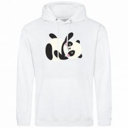 Мужская толстовка Little panda