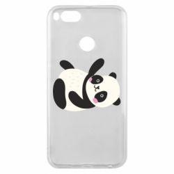 Чехол для Xiaomi Mi A1 Little panda