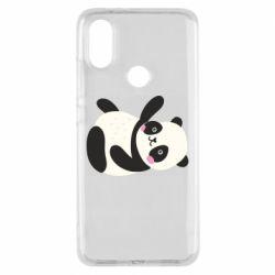 Чехол для Xiaomi Mi A2 Little panda