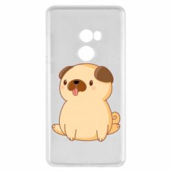 Чехол для Xiaomi Mi Mix 2 Little pug