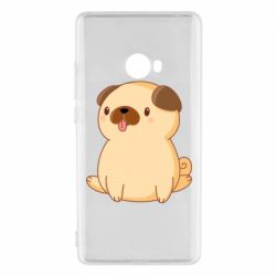 Чехол для Xiaomi Mi Note 2 Little pug