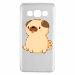 Чехол для Samsung A3 2015 Little pug