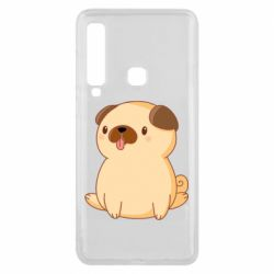 Чехол для Samsung A9 2018 Little pug