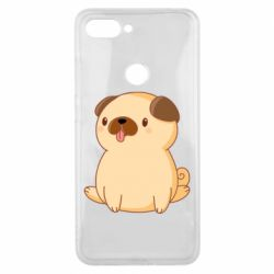Чехол для Xiaomi Mi8 Lite Little pug