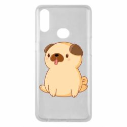 Чехол для Samsung A10s Little pug