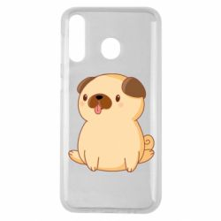 Чехол для Samsung M30 Little pug
