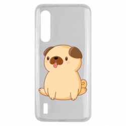 Чехол для Xiaomi Mi9 Lite Little pug