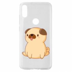 Чехол для Xiaomi Mi Play Little pug