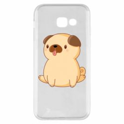 Чехол для Samsung A5 2017 Little pug