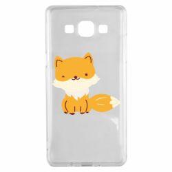 Чехол для Samsung A5 2015 Little red fox