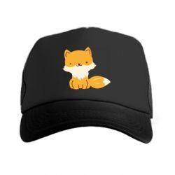Кепка-тракер Little red fox