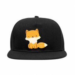 Снепбек Little red fox