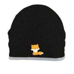 Шапка Little red fox
