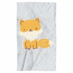 Полотенце Little red fox