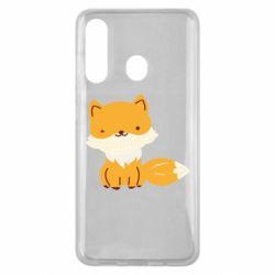 Чехол для Samsung M40 Little red fox
