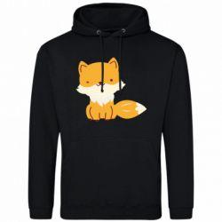 Мужская толстовка Little red fox