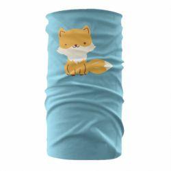 Бандана-труба Little red fox