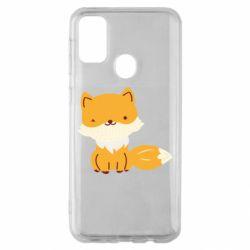 Чехол для Samsung M30s Little red fox