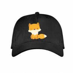 Детская кепка Little red fox