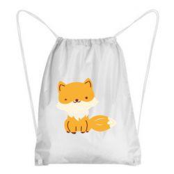 Рюкзак-мешок Little red fox