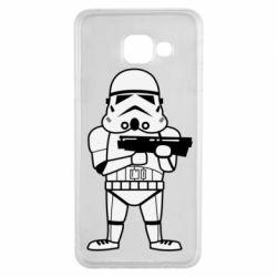 Чохол для Samsung A3 2016 Little Stormtrooper