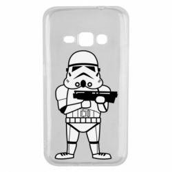 Чохол для Samsung J1 2016 Little Stormtrooper