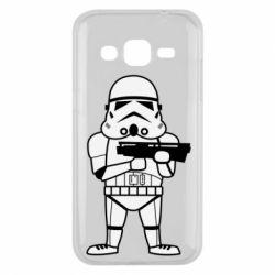 Чохол для Samsung J2 2015 Little Stormtrooper