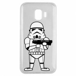 Чохол для Samsung J2 2018 Little Stormtrooper