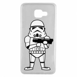 Чохол для Samsung A7 2016 Little Stormtrooper