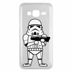 Чохол для Samsung J3 2016 Little Stormtrooper