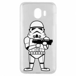 Чохол для Samsung J4 Little Stormtrooper