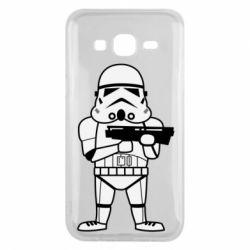 Чохол для Samsung J5 2015 Little Stormtrooper