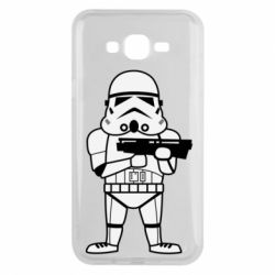 Чохол для Samsung J7 2015 Little Stormtrooper